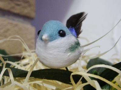 ひとりごと/幸せを呼ぶ青い鳥