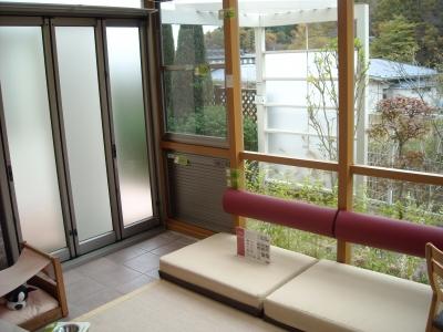 ガーデンルーム/クッション