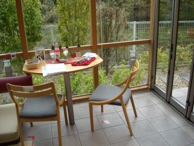 ガーデンルーム/テーブル、イス