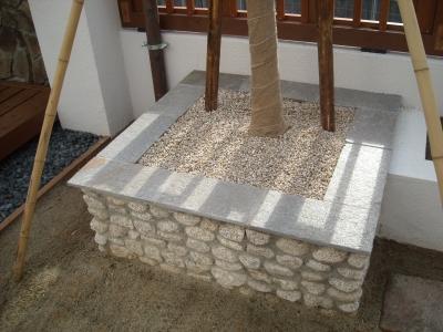 バリ リゾートガーデン/ゴロタ石