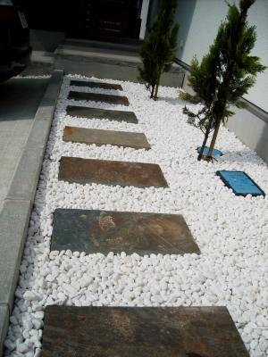 宮城県仙台市/天然石のモネ/エクステリア&ガーデンのジーランド