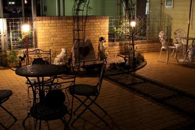 宮城県仙台市/明かりに包まれる広場/エクステリア&ガーデンのジーランド
