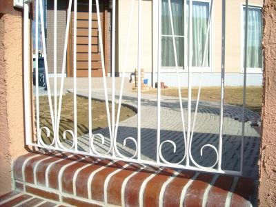 宮城県大和町/ゲートの装飾とアプローチ/エクステリア&ガーデンのジーランド