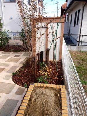 宮城県仙台市植栽スペースにも個性を/エクステリア&ガーデンのジーランド