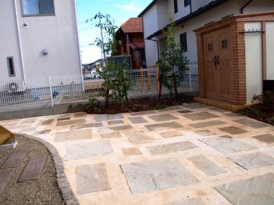 宮城県仙台市/お部屋からの庭の眺め/エクステリア&ガーデンのジーランド