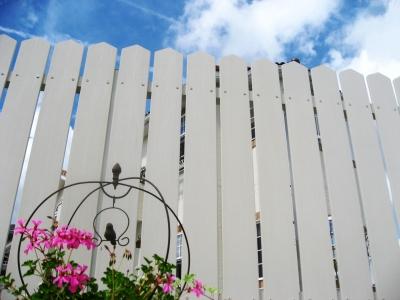 宮城県仙台市/夏の風・フェンス/エクステリア&ガーデンのジーランド